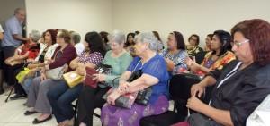 8º Encontro das Mulheres e Pensionistas de Anistiados anima a Conape