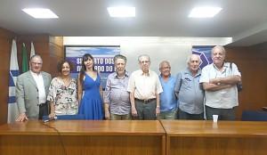 Conape empossa os Conselhos Diretor e Fiscal para o triênio 2017/2020