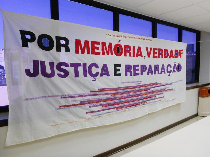 40 anos de Anistia: entidades e lideranças de anistiados políticos realizam seminário na OAB-RJ