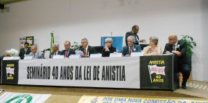 Seminário discute Justiça de Transição e greves como ato político de resistência à ditadura