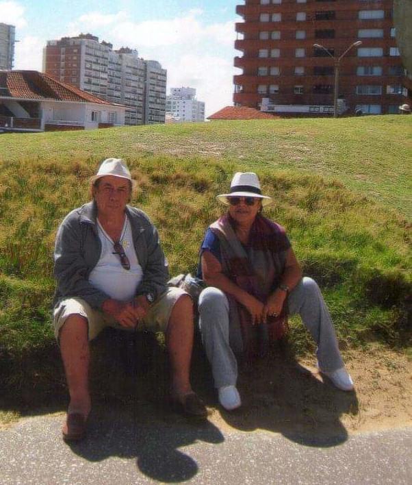 Abel de Barros e Beatriz