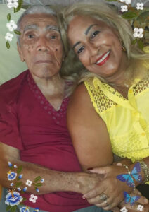 Antonio Carlos de Souza e sua esposa Wanda (in memoriam)