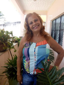 Arizete Furtado de Almeida, Benedito Rosa de Almeida (in memoriam)