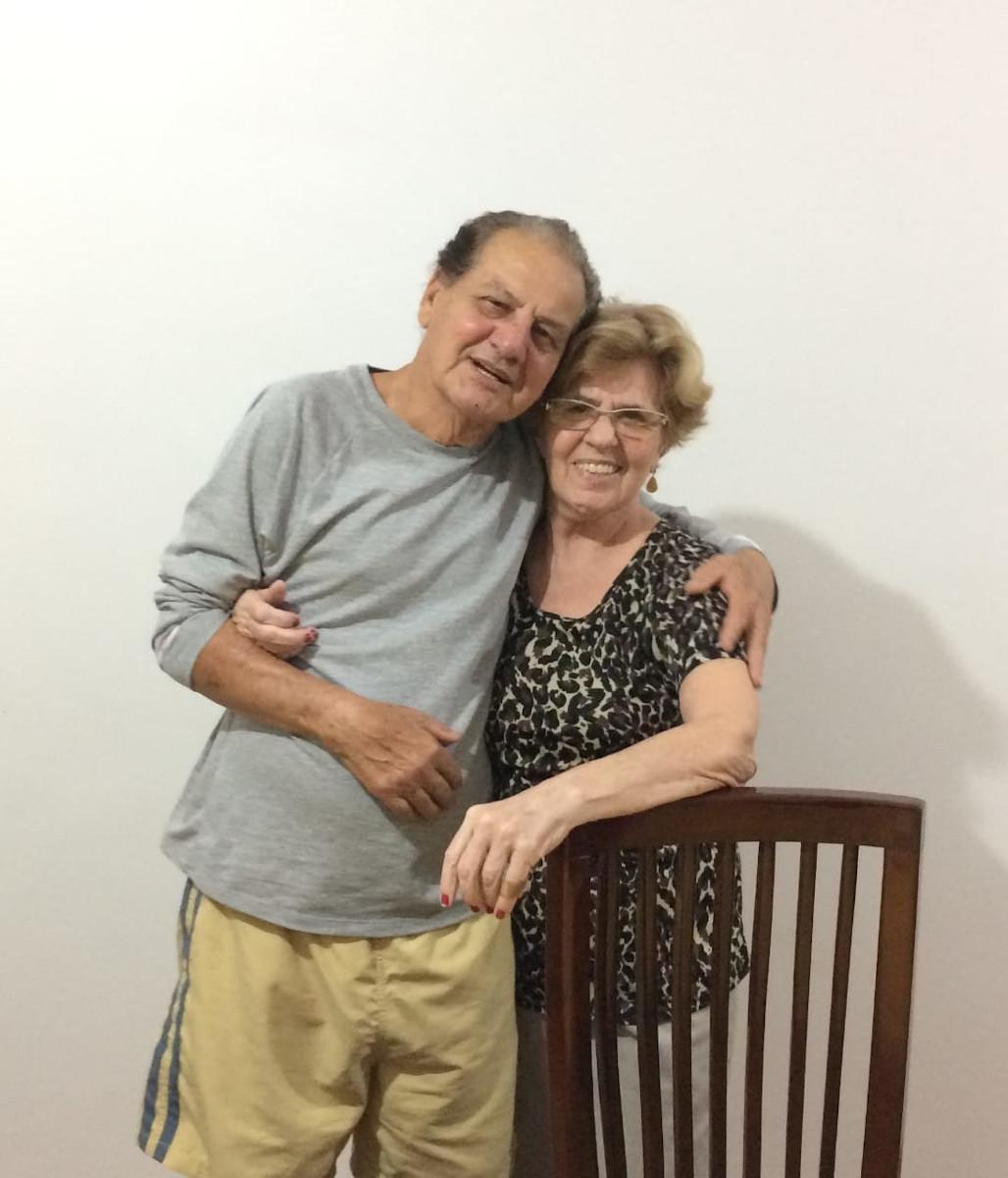 Autair Queiroz (in memoriam) e Maria de Fátima