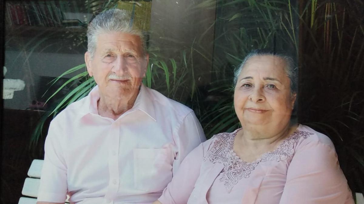 José Alves Bittencourt e Maria Helea Bittencourt