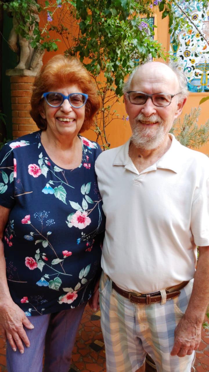 José Roque e Espisa Lenita