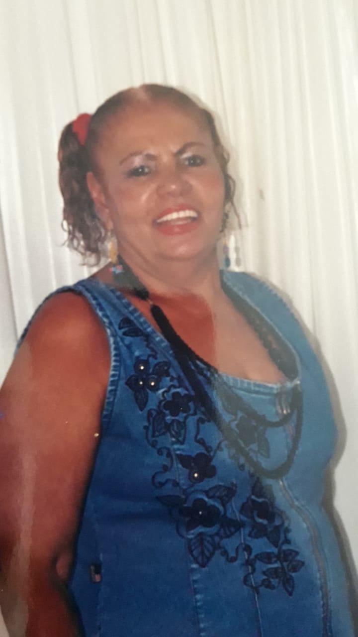 Sedinea, viúva de Antônio Lima Paim