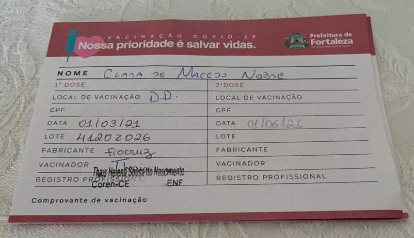 Clara Nobre