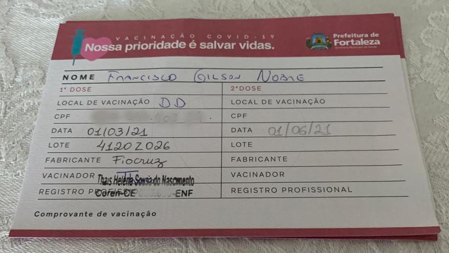 Francisco Gilson Nobre