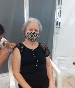 Genny, esposa de José Ramos da Silva