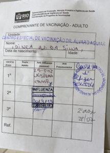 Presidente da Conape: Idinéa Nicacio da Silva