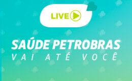 """Transmissão da Palestra """"Saúde Petrobras vai até você"""" (pelo YouTube)"""